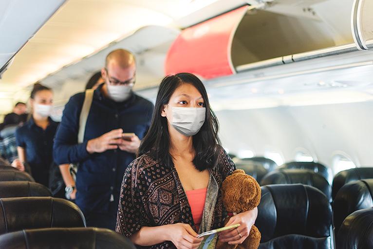 Recomendaciones para Viajes por Avión en tiempos del COVID19